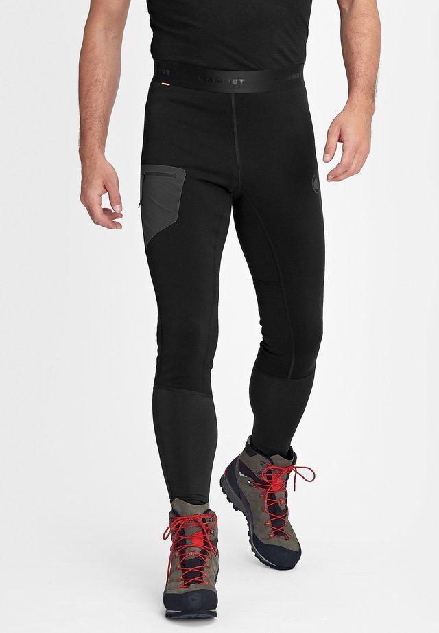 ACONCAGUA LONG - Collants - black