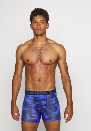 TONAL CAMO SHORTS - Underkläder - peacoat