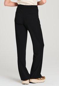 Jascha Stockholm - Pantalon classique - black - 2