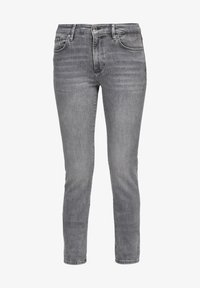s.Oliver - Slim fit jeans - grey stret - 4