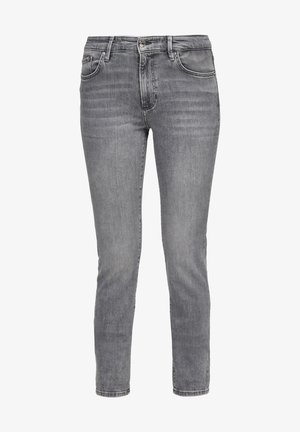 Slim fit jeans - grey stret