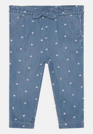 TODDLER GIRL  - Relaxed fit jeans - blue denim