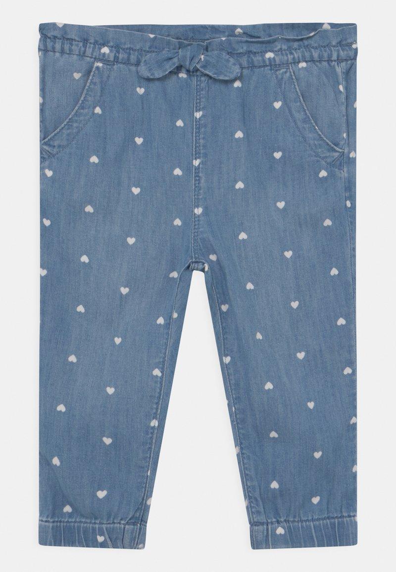 GAP - TODDLER GIRL  - Relaxed fit jeans - blue denim