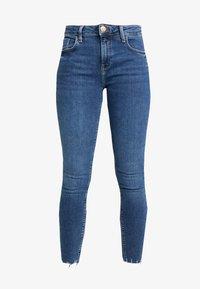AMELIE - Jeans Skinny - dark auth
