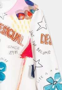 Desigual - Long sleeved top - white - 3