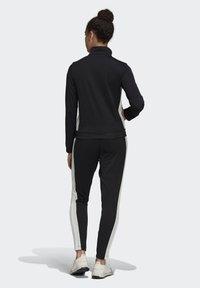 adidas Performance - TEAMSPORTS  - Treningsdress - black - 2