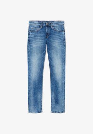 Slim fit jeans - authentic mid