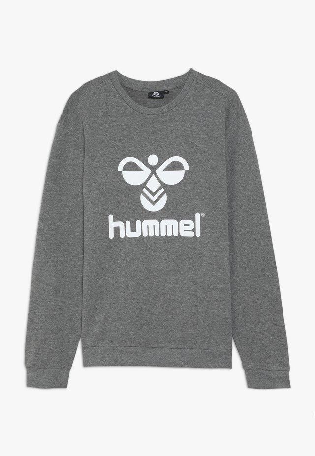 DOS UNISEX - Sweatshirt - medium melange