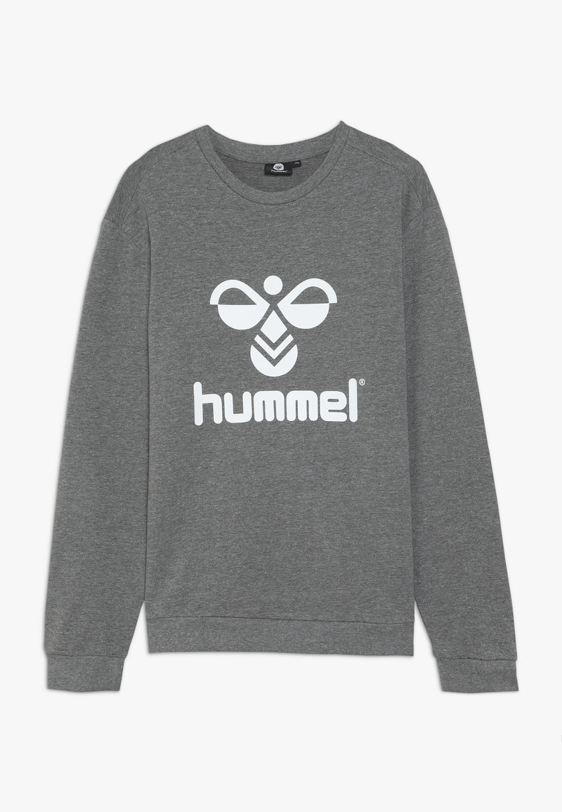 Hummel - DOS UNISEX - Sweatshirts - medium melange