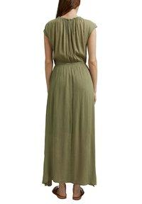 Esprit - Maxi dress - light khaki - 5