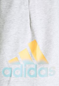 adidas Performance - Sports shorts - light grey heather - 5