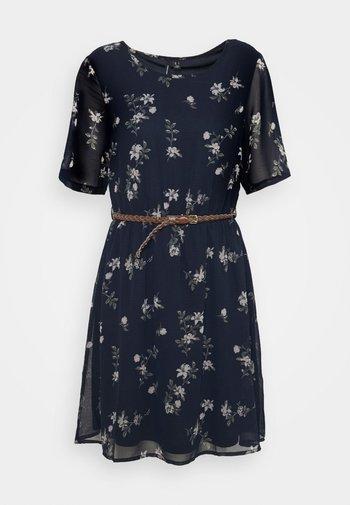 VMFALLIE BELT DRESS