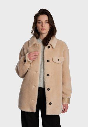 PENELOPE - Winter jacket - beige