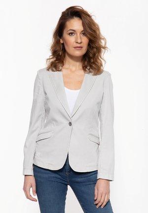 DARCY - Denim jacket - grey