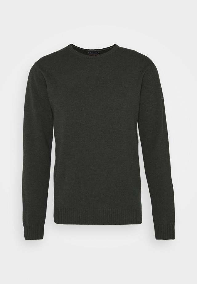 PULL ROND - Pullover - epicea/frene