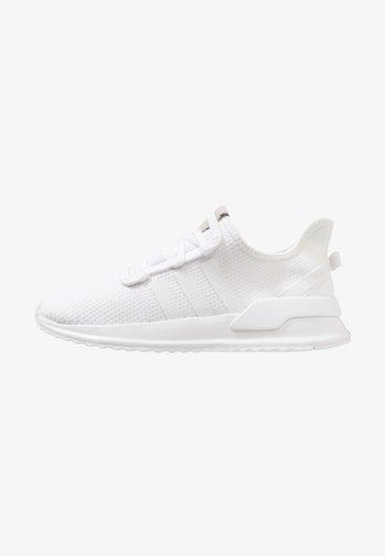 U_PATH RUN - Trainers - footwear white/core black