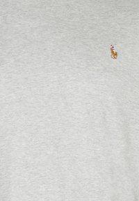 Polo Ralph Lauren Big & Tall - SHORT SLEEVE - Basic T-shirt - andover heather - 2