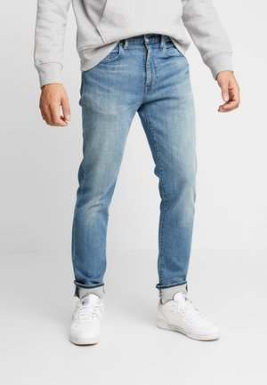 502™ TAPER - Džíny Straight Fit - light-blue denim