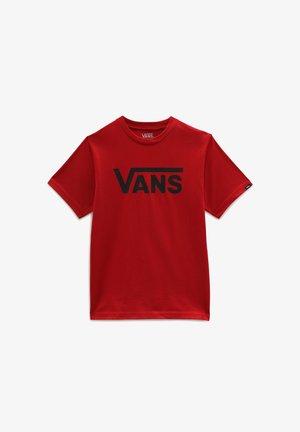 CLASSIC BOYS - T-shirt print - red