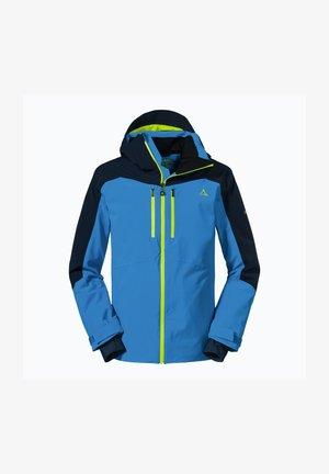 SCHÖFFEL LENZERHORN - Outdoor jacket - blue