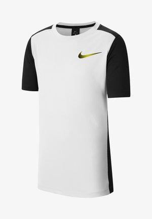 INSTACOOL - Print T-shirt - white/black