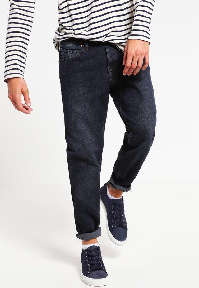 SOLVER - Straight leg -farkut - vintage blue