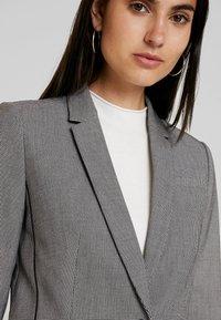 Esprit Collection - CHECK - Blazer - black - 3