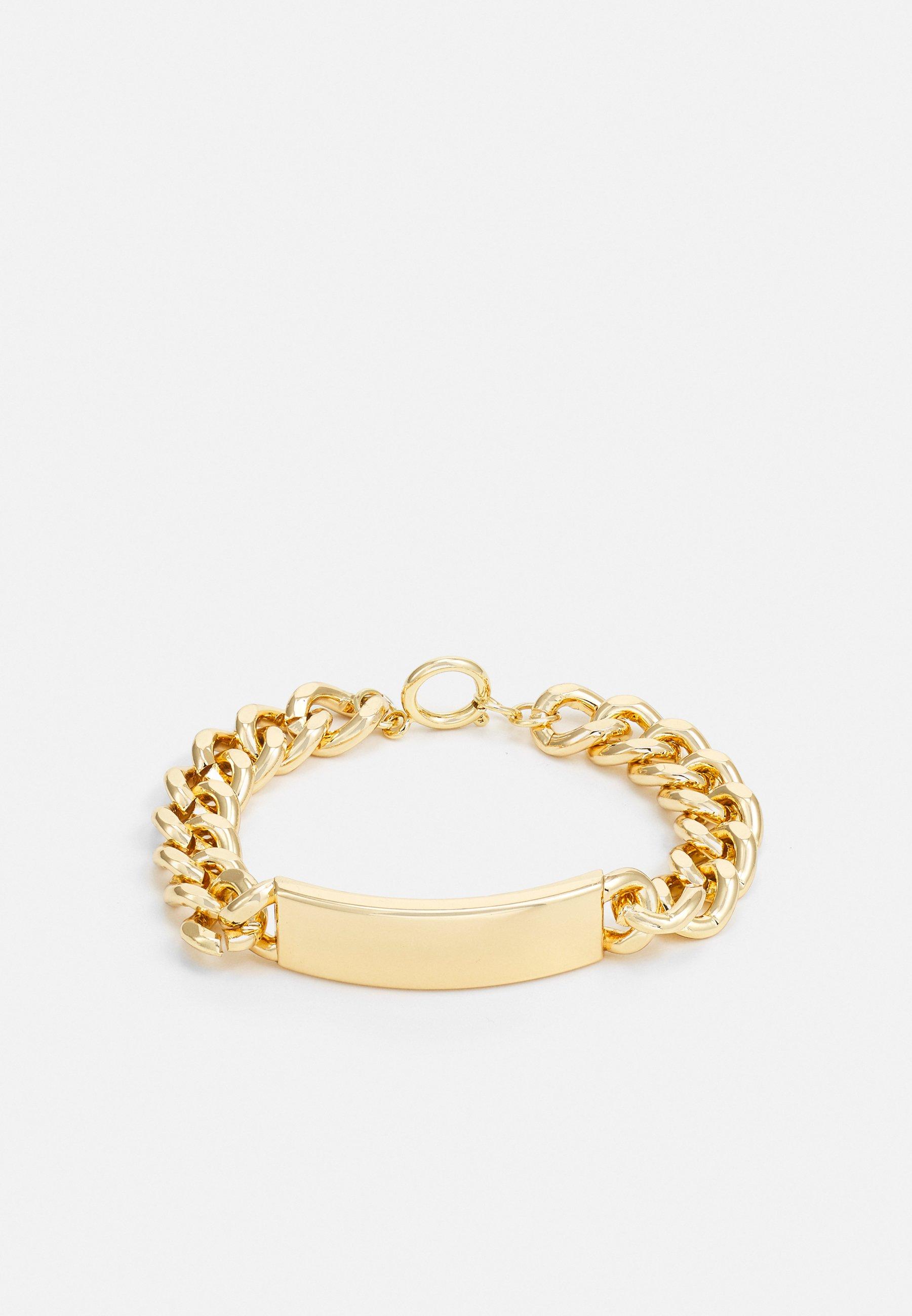 Homme PLATE BRACELET UNISEX - Bracelet