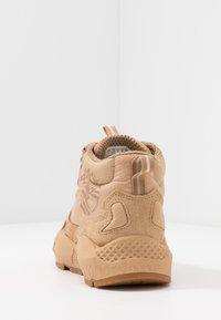 Timberland - RIPCORD MID HIKER  - Sneaker high - medium beige - 3
