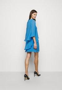 Lauren Ralph Lauren - CLASSIC DRESS - Koktejlové šaty/ šaty na párty - captain blue - 2