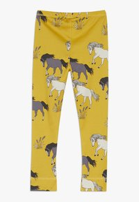 Walkiddy - Leggings - dark yellow - 1