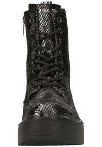 IGI&CO - Platform ankle boots - grey - 5