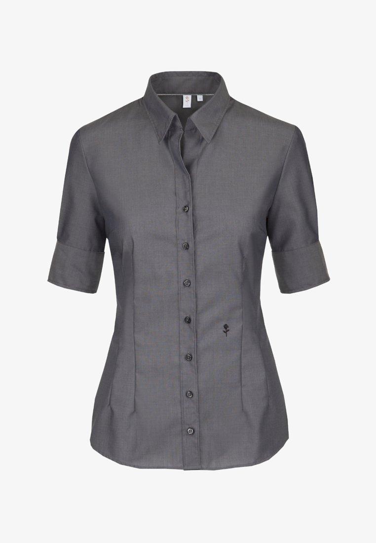 Seidensticker - Button-down blouse - grau