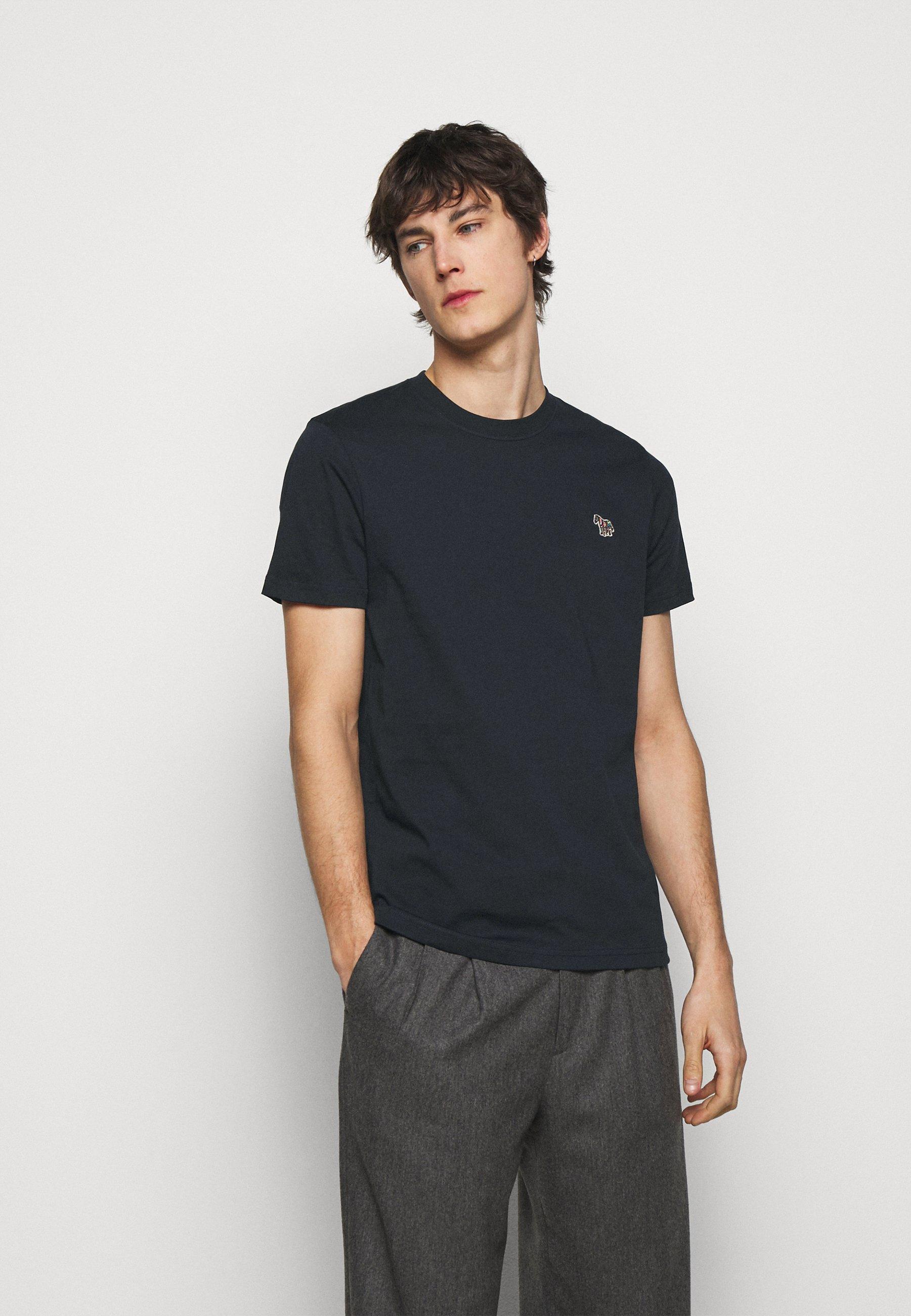 Homme MENS SLIM FIT ZEBRA - T-shirt imprimé