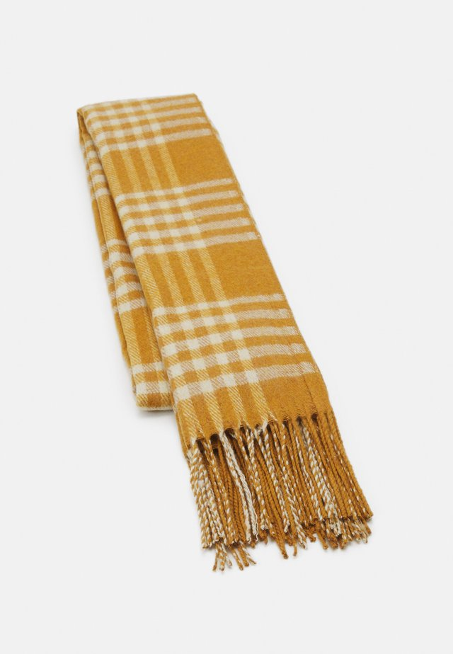 VMKARA LONG SCARF - Halsduk - buckthorn brown