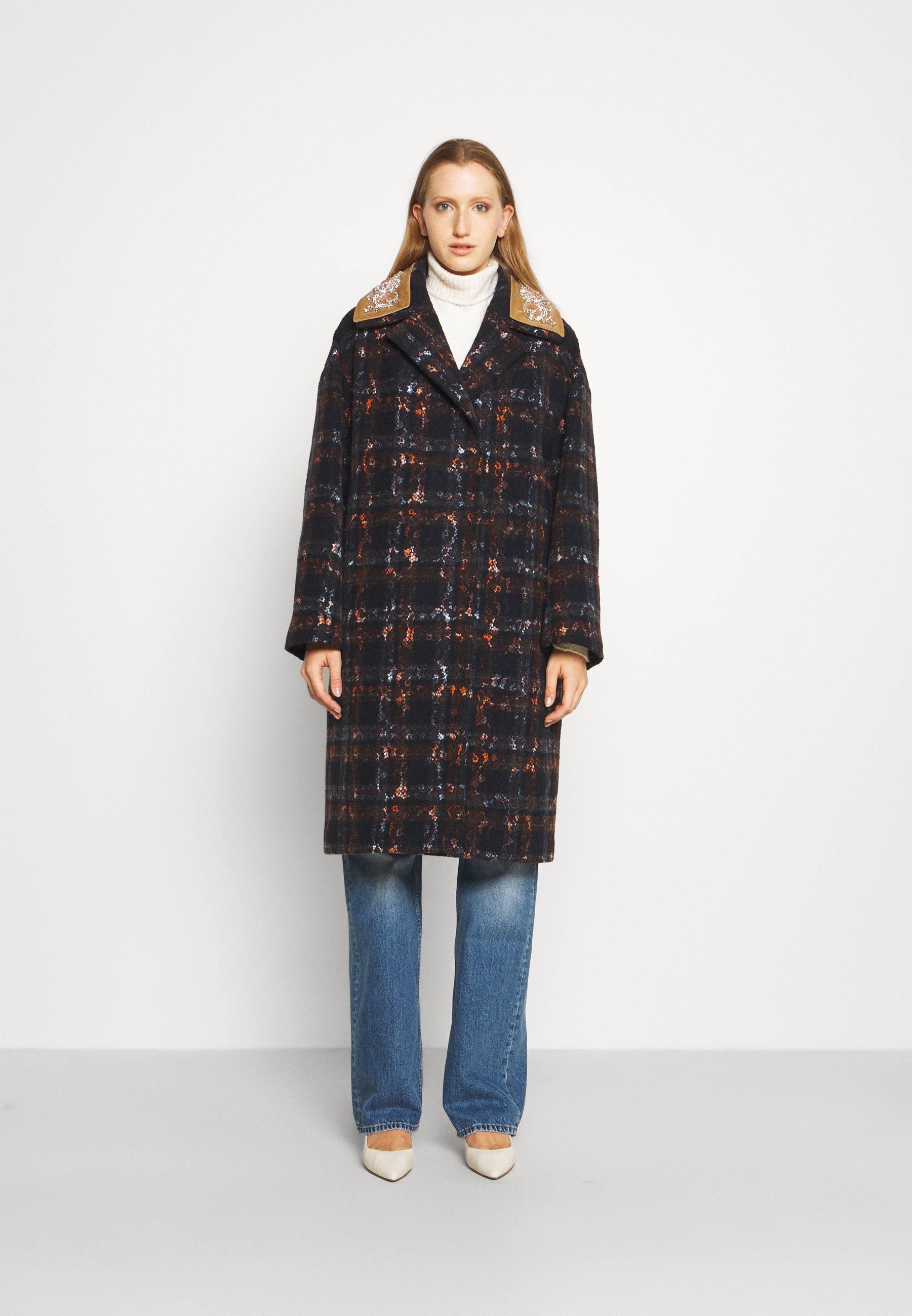 Women CAPPOTTO TESSUTO - Classic coat