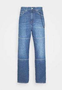 Tommy Jeans - SKATER UNISEX - Jeans Tapered Fit - light blue - 3