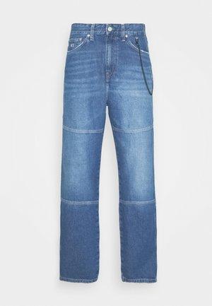 SKATER UNISEX - Jeans Tapered Fit - light blue