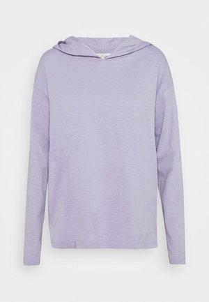HOODY - Long sleeved top - purple