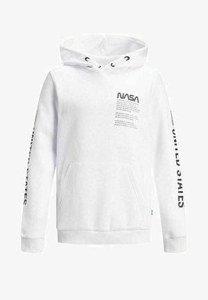 NASA - Hættetrøjer - white