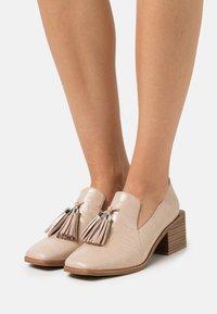Jeffrey Campbell - TORBETT - Classic heels - nude - 0