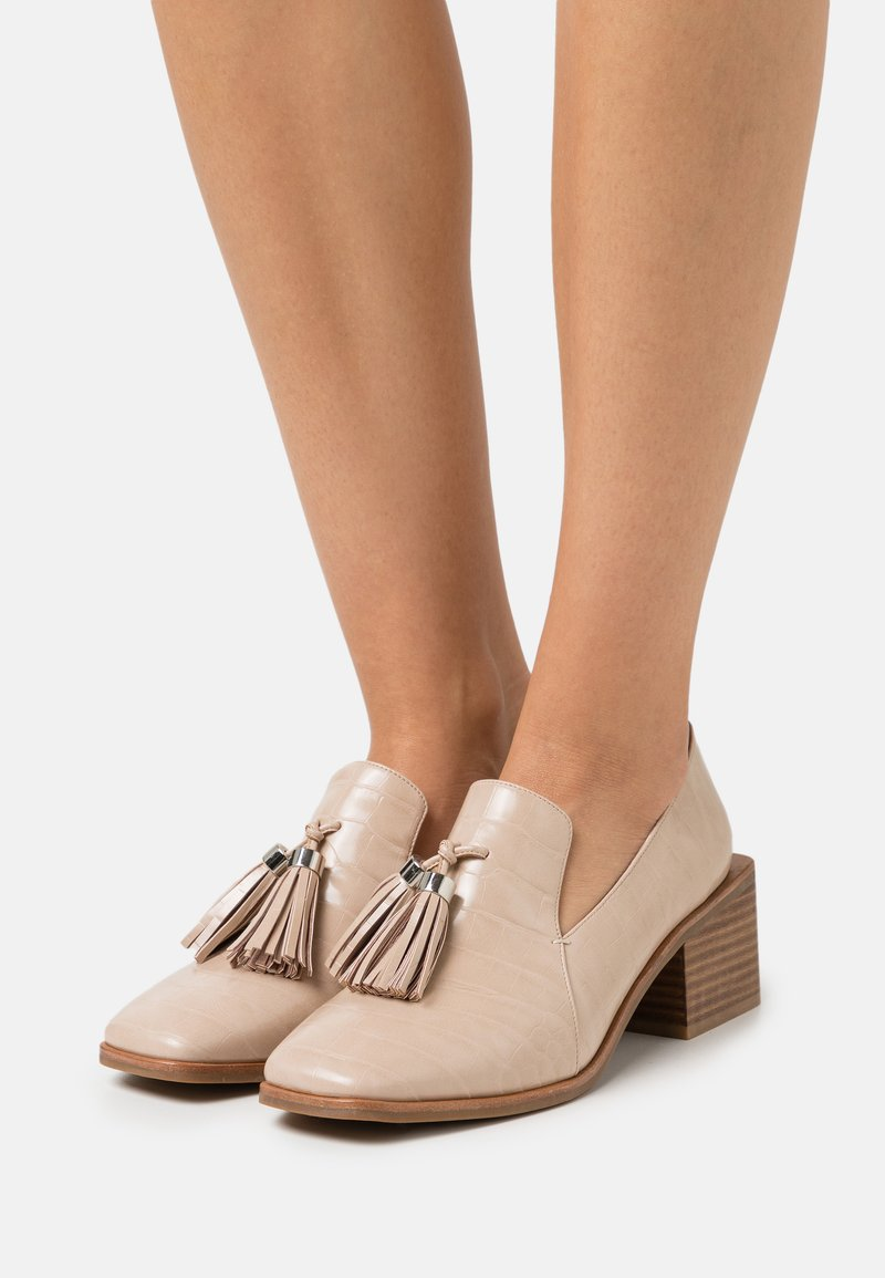 Jeffrey Campbell - TORBETT - Classic heels - nude
