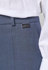 HUGO - HEDIAS - Kalhoty - bright blue - 3