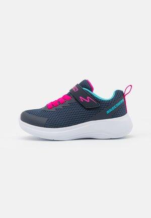 SELECTORS - Sneakers laag - navy/aqua