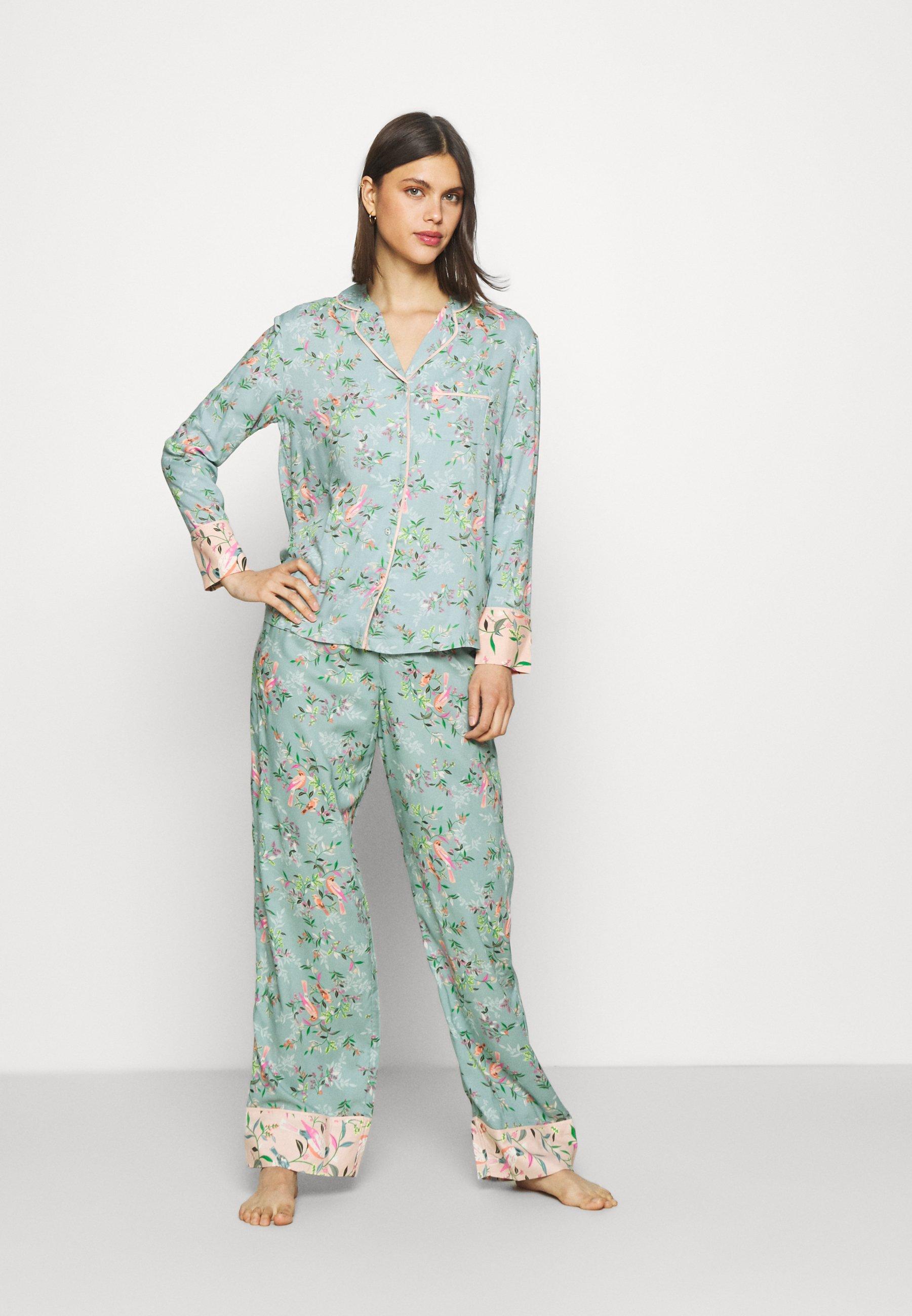 Damen FLORAL  - Pyjama