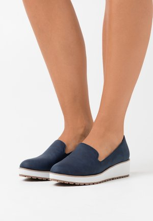BRIA - Loafers - navy
