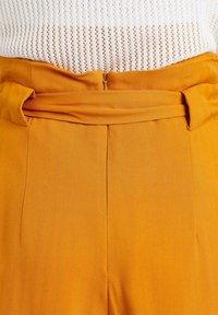 khujo - EIVOLA - Trousers - yellow - 6