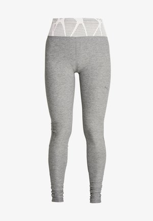 STUDIO ECLIPSE - Tights - medium gray heather/rosewater