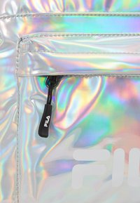 Fila - NEW BACKPACK S'COOL HOLO - Rucksack - silver - 2