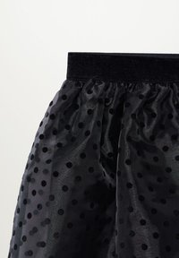 Mango - DALLAS - A-line skirt - noir - 1